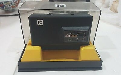 Vintage Kodak Disc 6000 Camera in original box container (BB)