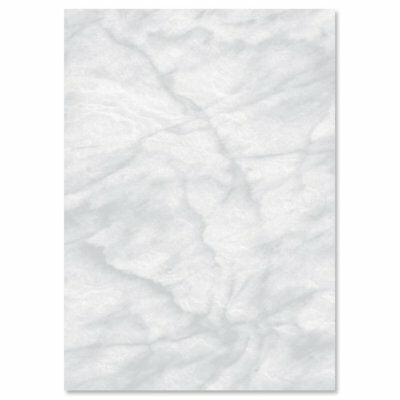 Computer Craft 755553 Marble Papers for Toner and Inkjet 90gsm A4 Grey Ref CCL10