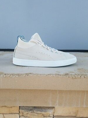 Puma Suede Mid X Big Sean Shell Pink New Men Shoes Limited Edition 366252-01 0de0fe5be