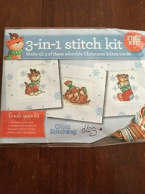 world of cross stitching issue 259 + free gift