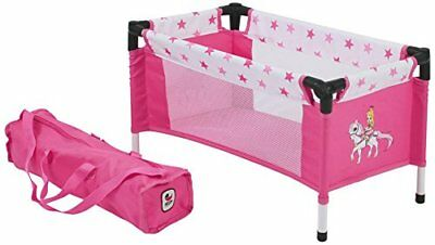 Bayer Chic 200065289Dolls Travel Cot, Cot and Pony Princess