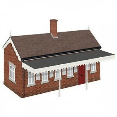 Hornby Skaledale R9819 High Brooms Platform Building - Oo Gauge Buildings