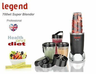 NUTRI Extractor Mini Bullet   Blender Smoothie Maker Food Mixer Juicer Grinder