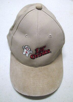Lil Orbits Mini Donuts Embroidered Baseball Cap Hat Never Worn NICE !