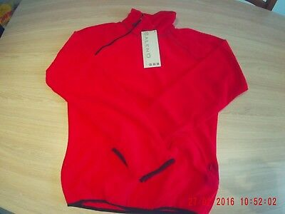 pull GOLF  BALENO  rouge NEUF ....taille M