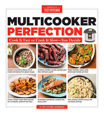 Multicooker Perfection : Cook It Fast or Cook It Slow-You Decide (2018, eBooks)