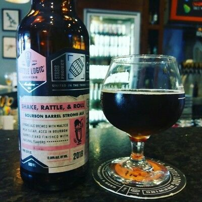 Bottle Logic Stasis Project 2018 BBA Shake Rattle & Roll Collectors Item
