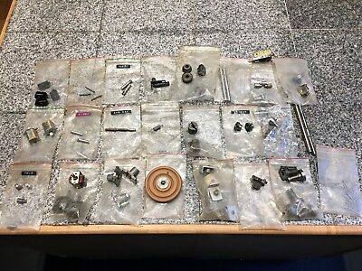 Seeburg jukebox replacement mechanical parts nos rare huge lot hard to find