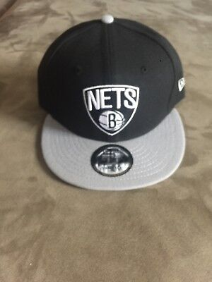 391845df568 NEW ERA NBA New Jersey Nets Snapback Hat Cap NWT -  15.99
