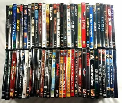 DVD Pick and Choose Movie Lot - $3.75 Each - Combined Shipping ($1.25 each)