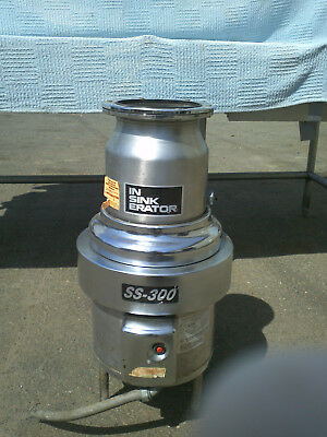Insinkerator SS-300-25 Commercial Garbage Disposer