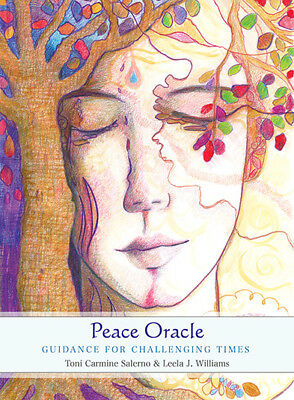 New* Peace Oracle: Guidance for Challenging Times (March 2018)