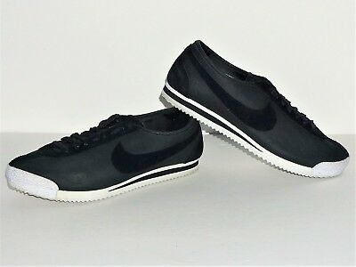 new arrival 85804 b8c4c NIKE BLACK/PEWTER CORTEZ 72 (863173-001) Limited Edition Athletic Shoes  Mens 10