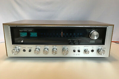 SANSUI 5050 STEREO RECEIVERSOUNDS GREAT Vintage