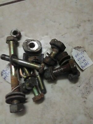 1985 Porsche 944 rear cam and bracket bolts driver side