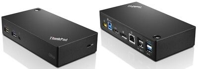 GenuineLenovo ThinkPad USB 3.0 Universal Ultra Dock, 40A80045AU