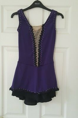 Ice/roller Skating Dress BN Age 12-14