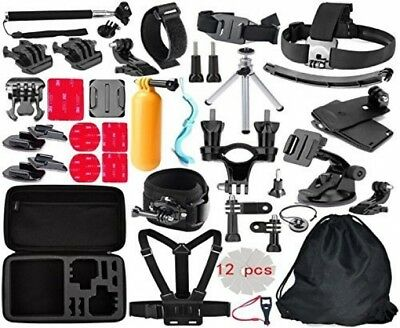 Megashock Accessory Kit For GoPro Session 5/GoPro Hero 6/GoPro Hero 5/GoPro Yi