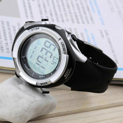 Multifunctional Fitness Heart Rate Monitor Watch Heart Rate Chest Strap AB