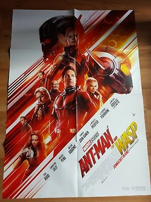 Marvel Ant-man and the Wasp Poster Din A1