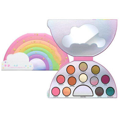 Too Faced  Life's A Festival  peace love&unicorns 13 colors eyeshadow Palette