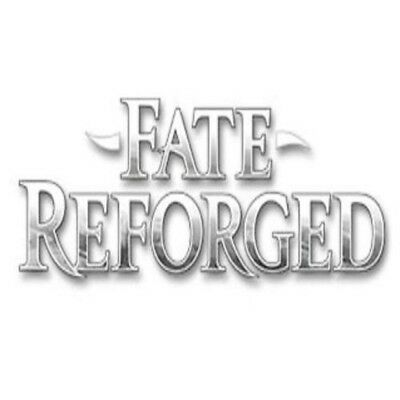 Fate Reforged Complete Set - Sealed With Mythics. Brand New in A Box.