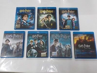 Harry Potter 1/8 - Saga Completa dei Film in Blu-ray - COMPRO FUMETTI SHOP