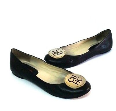 3ae0326d31d GUCCI BLACK PATENT Leather Bamboo Bow Ballet Flats Size 38 -  99.99 ...