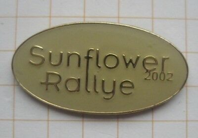 SUNFLOWER RALLYE 2002  / ADAC ...... Auto-Pin (175b)