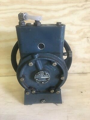 Welch Scientific R208-6 Belt Drive Duo-Seal Vacuum Pump
