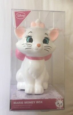 New Primark Disney Marie Aristocats Money Box