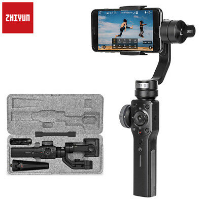 ZHIYUN Smooth 4 Handheld Gimbal Stabilizer 3-Axis F iPhone Xs Samsung X'mas Gift