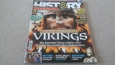 History Revealed magazine issue April 2016 - Excellent condition