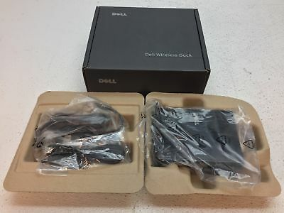 Genuine Dell E16WD01 Latitude Z Laptop Wireless Docking Station w/AC Adapter-NEW