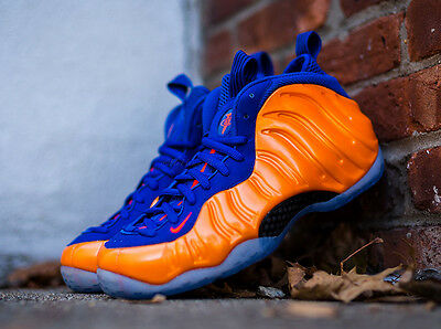 new style 61f21 5ecd5 Nike Air Foamposite One SZ 13 Max 1 90 Pro Penny 2 95 97 93 KNICKS