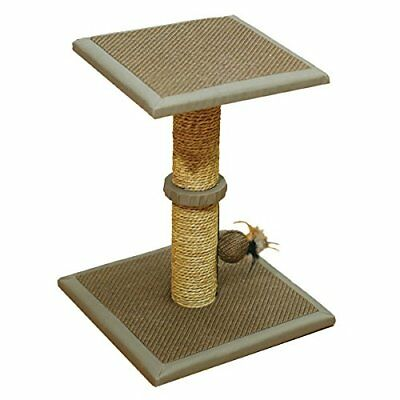 Cat Tree Scratcher Scratching Tree Kitten Climb Post Sisal Toy ROSEWOOD Toronto