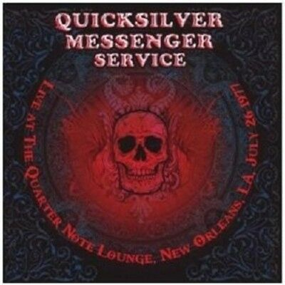 Quicksilver Messenger Service - Live In New Orleans 1977 2 Cd Neu