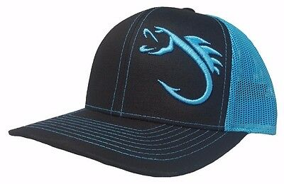 619963d21ab RICHARDSON FISHING HOOK Snapback Hat