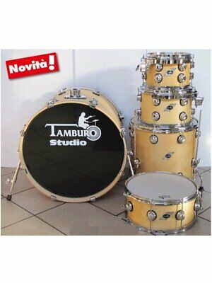 Tamburo Studio STS2284SN batteria acustica serie studio colore Satin Natural