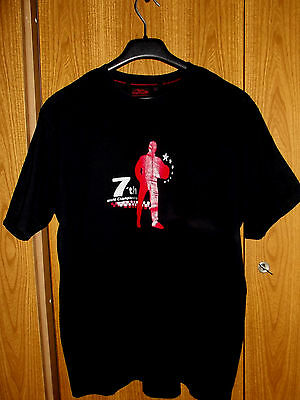 Fan-Shirt v. Michael Schumacher Collection, kurzärmlig,  Gr. L, schwarz