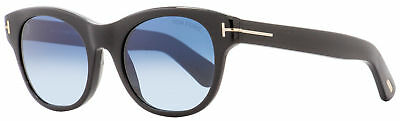 Brand New Authentic Tom Ford Sunglasses FT TF 532 01W Ally 51mm Frame TF0532