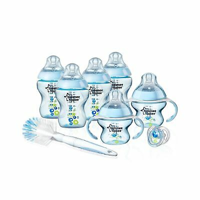 Green - Limited Edition Tommee Tippee Closer to Nature Newborn Starter Set 0m+