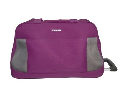 Compass Pluto Trolley Duffle Purple