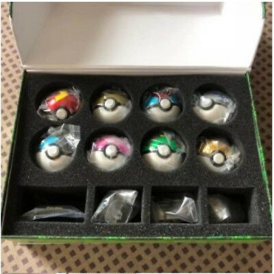 Premium Bandai Limited Pokemon Pocket Monster Ball Collection SPECIAL02
