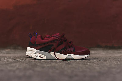 Puma Blaze of Glory in Cordovan, sizes UK9 & UK10 - New With Box, RRP £110