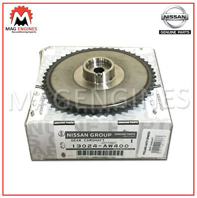 13024-Aw400 Nissan Genuine Camshaft Sprocket For X-Trail & Primera