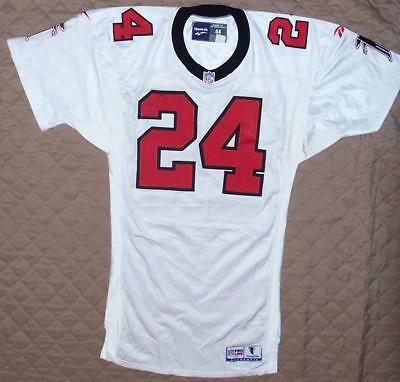 ATLANTA FALCONS GAME Issue Football Jersey -  24 51e1a491e