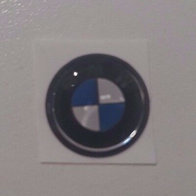 Bmw Genuine Replacement Alarm Key Fob Button Badge Emblem E46 3 Series 2155753