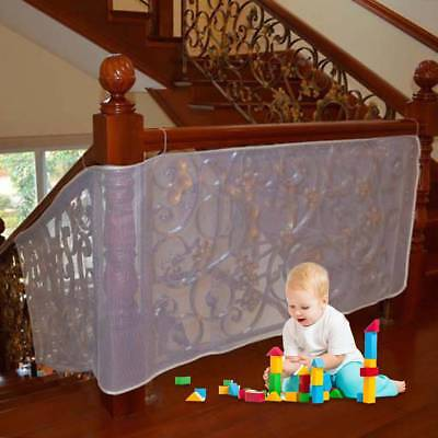Durable Safe Rail Net Indoor Balcony And Stairway Safety Net Protector For Kids