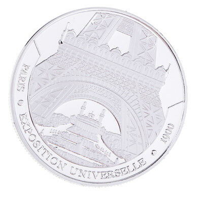 1 Piece Sliver Plated Commemorative Coin Toys Coin Festival Decoration Gift